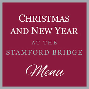 Christmas Party Venue in Chester at the Stamford Bridge Inn